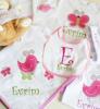 Picture of Персонализиран подаръчен комплект за бебе  момиче  XXL