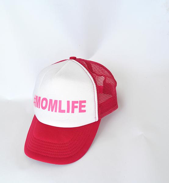 "Picture of Персонализирана шапка с козирка ""Pink"""