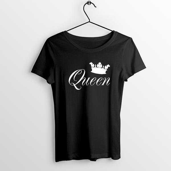 "Picture of Дамска тениска ""Queen"""