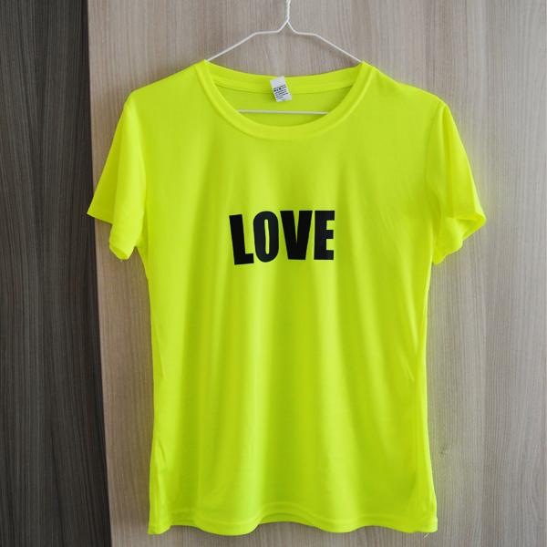 Picture of Дамска тениска NEON LOVE