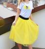 Picture of Дамска  жълта туту пола
