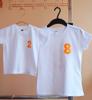 Picture of Детска тениска с неоново име и номер на гърба