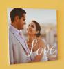 """Picture of Дизайнерски колаж с твоя снимка и надпис """"LOVE SINCE ..."""""""